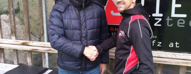 KFZ Hagspiel FC Hittisau präsentiert neuen Trainer