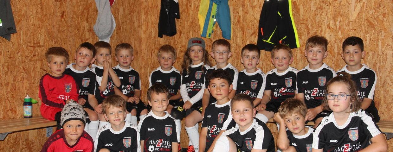 Trainingsstart U7 Mannschaft