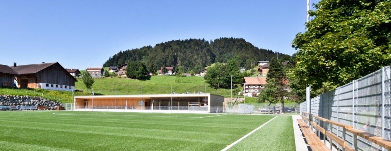 Heimspiel gegen den FC Schlins