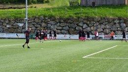 Heimspiel gegen den FC Riefensberg