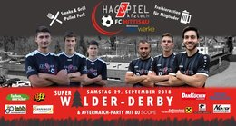 2 Derbies, Freibier und Aftermatch-Party