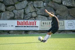 Rückrundenstart in Hittisau gegen den SV Gaißau