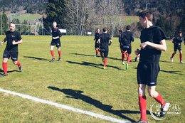 FC Krumbach - FC Hittisau Frühjahr 2016