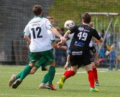 FC Hittisau - FC Doren Frühjahr 2016